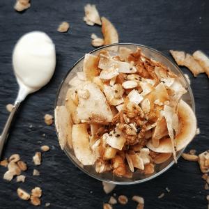 Frühstück zuckerfrei: Granola oder Knuspermüsli