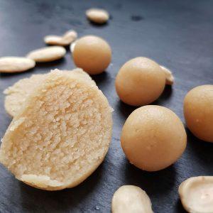 Marzipan ohne Zucker selber machen