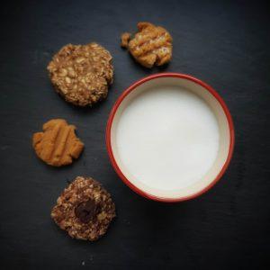 4 zuckerfreie Kekse für die Kaffeetafel