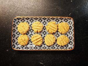 Kekse ohne Zucker