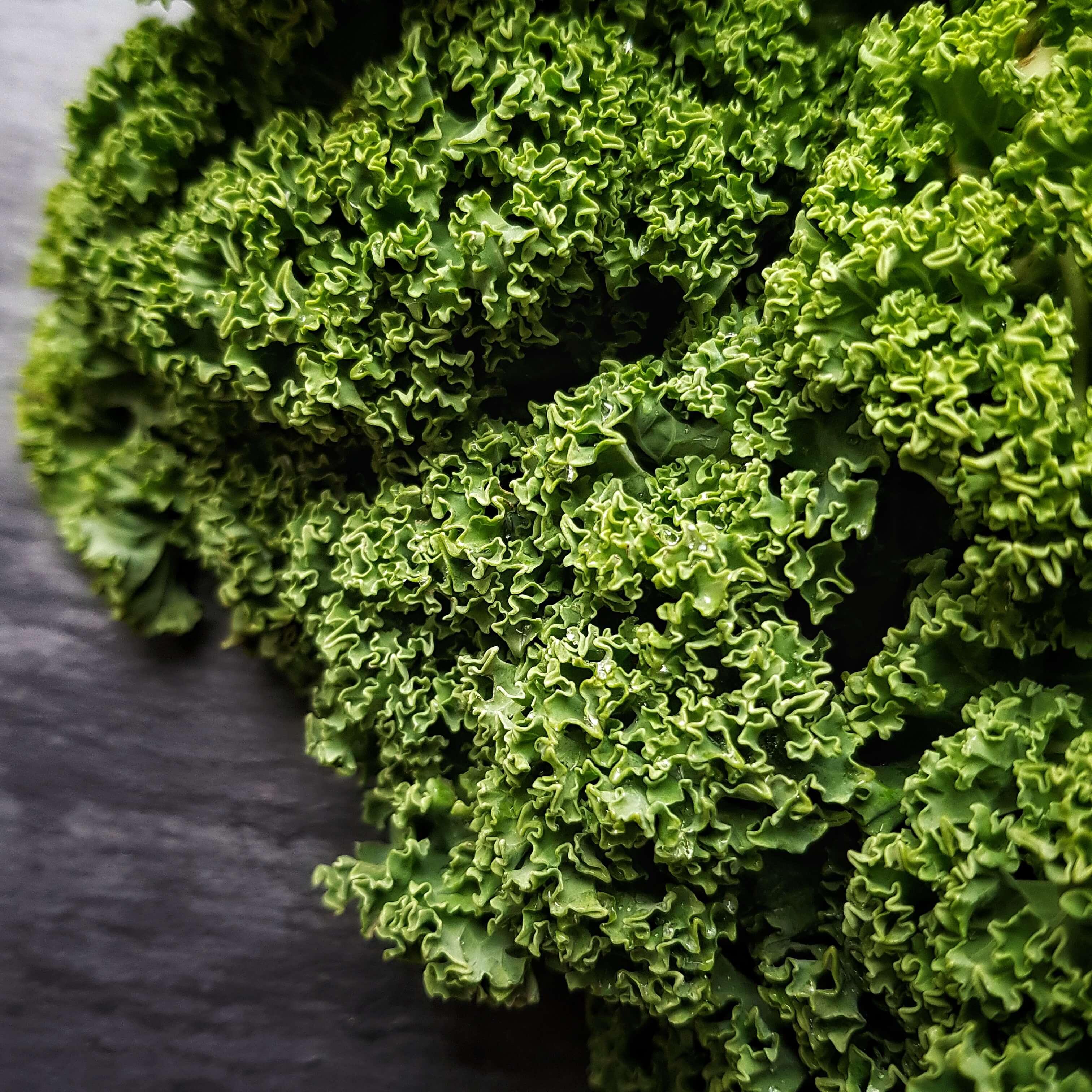 Rezept Grünkohl roh als Salat