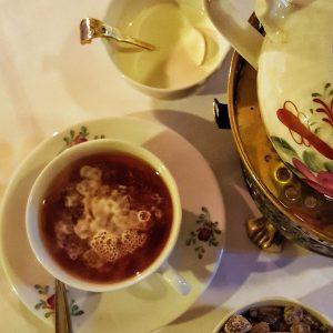 Ostfriesen-Tee: leider nicht zuckerfrei