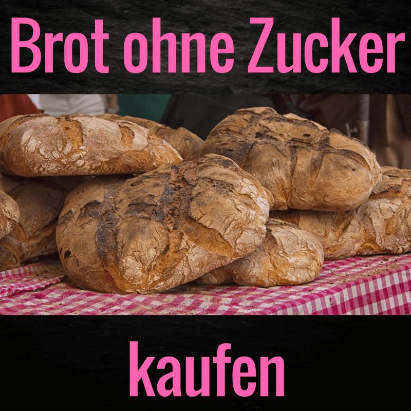 Brot ohne Zucker kaufen - nachgefragt bei Deutschlands größten Bäckereien
