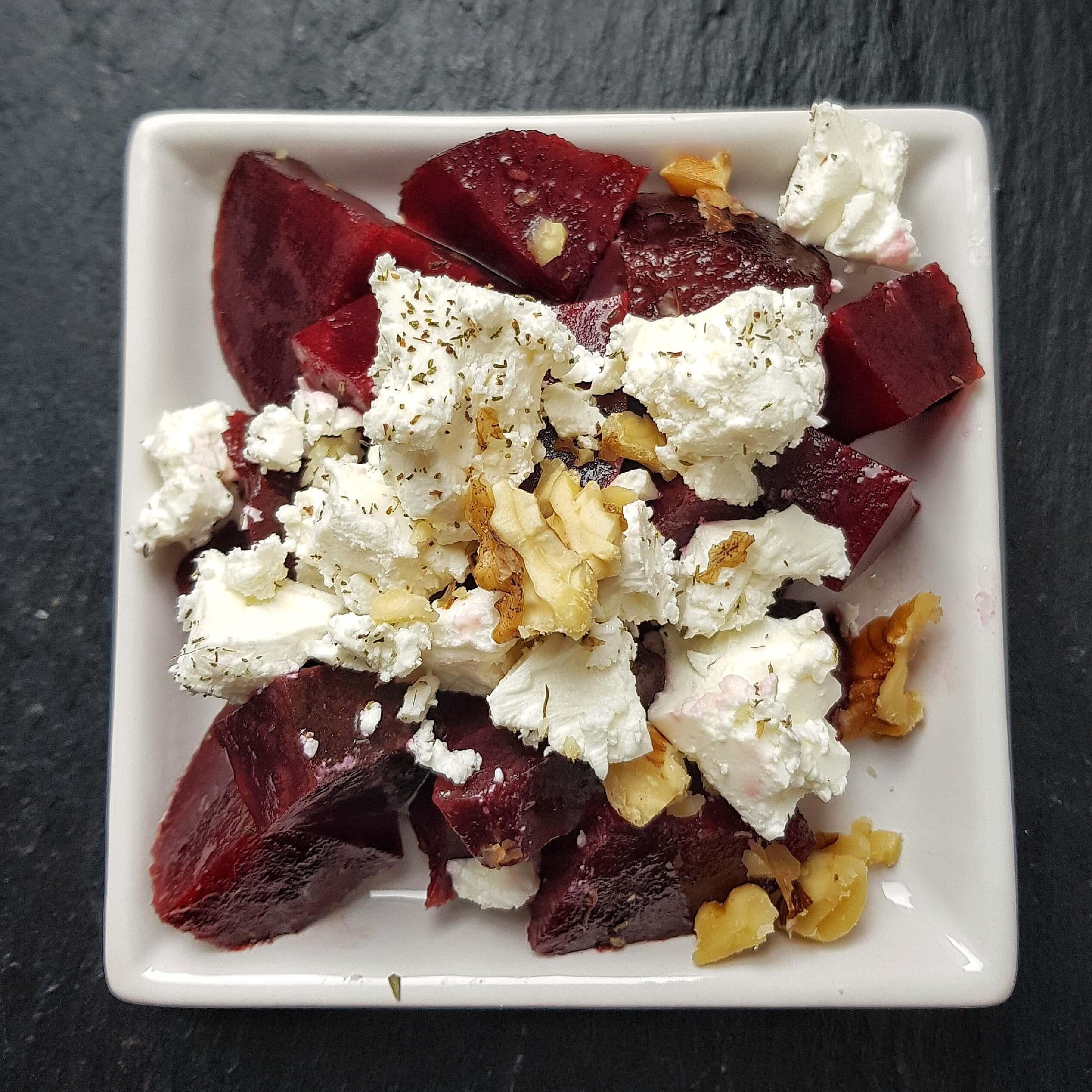 Rezept Rote Bete Salat einfach und schnell