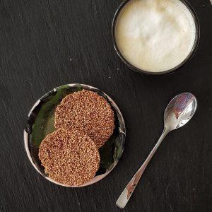 Rezept: gesunde Kekse ohne Zucker