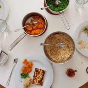 Familien Mealplan: schnell, einfach, zuckerfrei für 3 Personen