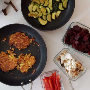einfach und zuckerfrei: Familien Mealplan im Buffet-Style